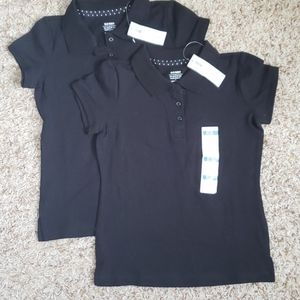 Kids Old Navy polo shirts